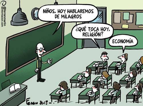 Clase de Economía - Ferrán 2013