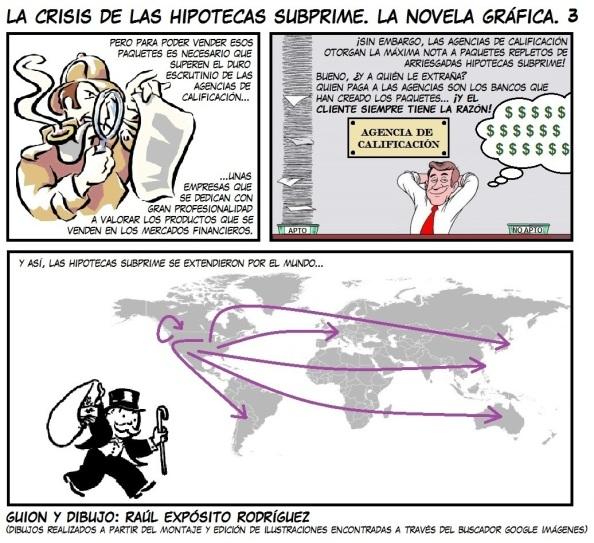 La crisis de las hipotecas subprime III - Raúl Expósito